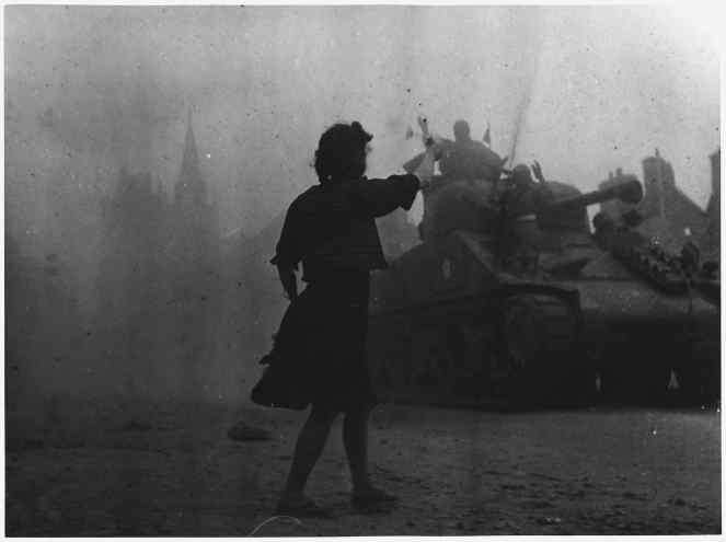 French Resistance to the Germans