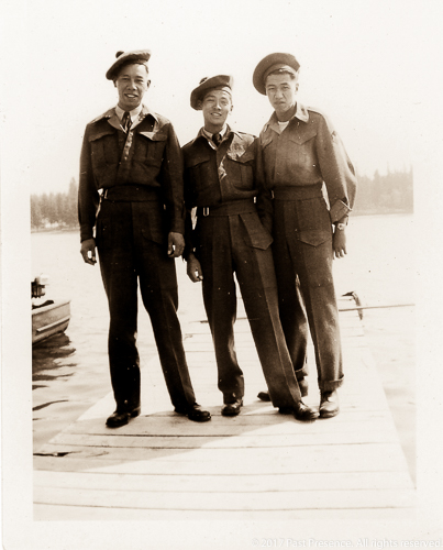 WWII Chinese in Canada